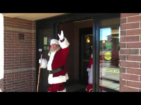 Ho-Ho-Ho's at Best Santas Santa School -  2015