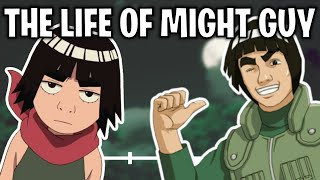 The Life Of Might Guy/Maito Gai (Naruto)