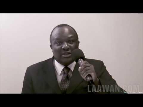 J.C COOVI GOMEZ (HOMMAGE AU PROFESSEUR CHEIKH ANTA DIOP , SAVANT ET HUMANISTE AFRICAIN) Partie 1