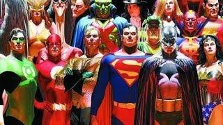 AMC Movie Talk – Justice League/DC Film Roster Revealed?Tom Hiddleston as Hank Williams
