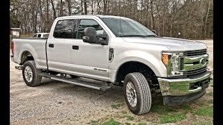 Rebuilding A Wrecked 2017 Ford F-250 Part 3