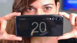 Video Huawei P20 Pro QzZC9YiY0uk