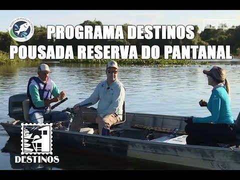 Programa Destinos - Fish Tv
