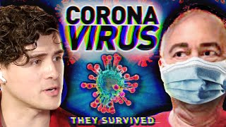 I spent a day with CORONAVIRUS SURVIVORS