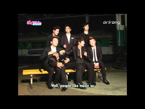 [ENG SUBS] Infinite ArirangTV Showbiz Korea 111001