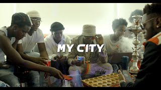 My city by Young T.G [ Official Video 2k20 ]