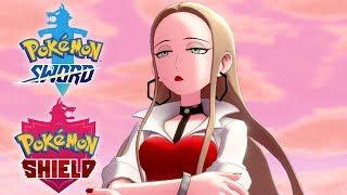 Pokemon Sword And Shield - Gigantamaxing, New Pokemon And Characters