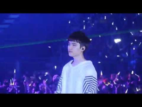 140602 EXO -Machine @ The Lost Planet Concert HK(D.O  focus)