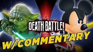 Yoda VS King Mickey w/ Commentary