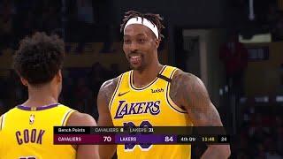 Dwight Howard Full Play vs Cleveland Cavaliers | 01/13/20 | Smart Highlights