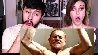 PAPILLON | Charlie Hunnam | Rami Malek | Trailer Reaction!