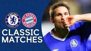 Chelsea 4-2 Bayern Munich | Lampard Double Sinks Bayern | Champions League Classic Highlights