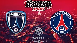 From The Shadows - Ep.43 A Surprise Visit! (PSG) | Football Manager 2015