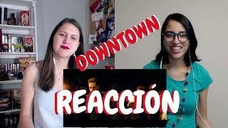 Downtown Anitta Ft J  Balvin - Reacción