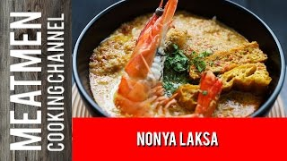 Nonya Laksa - 娘惹叻沙