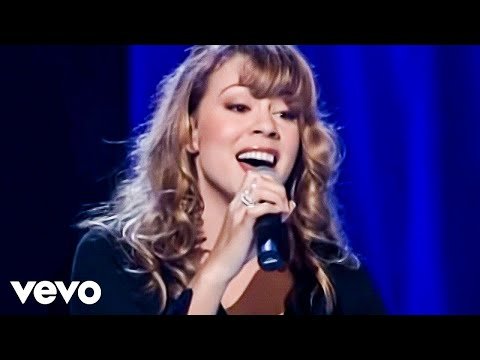 Mariah Carey - I'll Be There (from Fantasy: Live at Madison Square Garden)