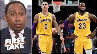 Lakers facing the most pressure for rest of season – Stephen A. | First Take