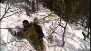 Mt.  Bohemia ski Michigan Upper Penisula Copper Harbor Keewenaw UP