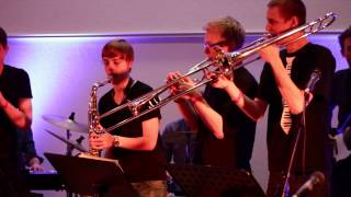 Cantina Band - A10 Jazznight LIVE