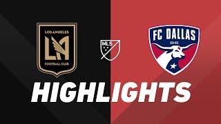 LAFC vs. FC Dallas | HIGHLIGHTS - May 16, 2019