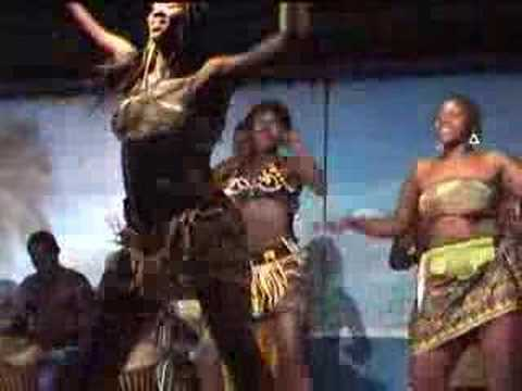 african dance teacher- lucy gomez