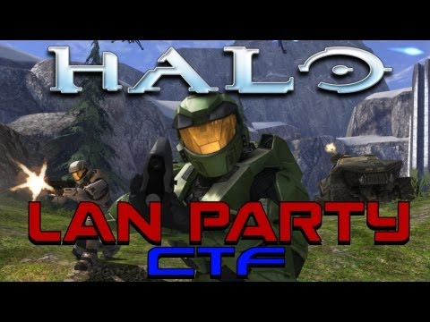 LAN Party: Halo 1 Capture The Flag - NODE - Smashpipe Games