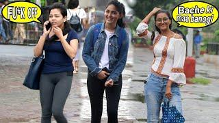 Bache ki maa banogi | prank on cute girls | call clash prank | call crash prank | prank in {BRbhai}