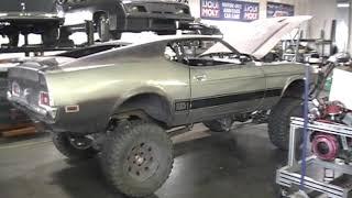 Whats in the Mad Max Cars Shop EP1 Interceptor Batmobile Corvette Skylark etc