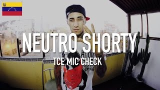Neutro Shorty - Soy Yo ( Prod. By Young Taylor ) [ TCE Mic Check ]