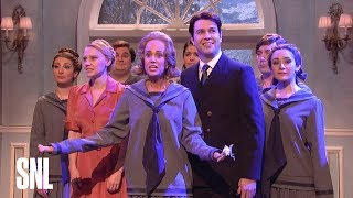 Talented Kristen Wiig as Dooneese in SNL The Sound of Music w/ excellent Kate McKinnon