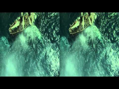 In the Heart of the Sea 3d trailer in 3d