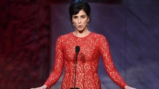 Sarah Silverman Praises Steve Martin at the 43rd AFI Life Achievement Award Tribute