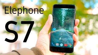 Video ElePhone S7 R-U-Sh8Tbac