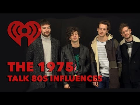 The 1975 Interview - Get Their Views on '80s Music & Musical Influences