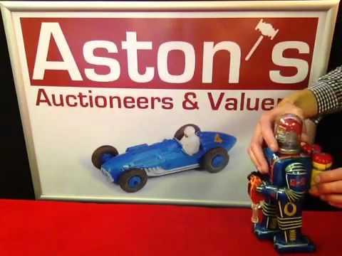 Daiya Space Conquerer Toy Robot