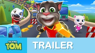 Talking Tom Gold Run - Official Launch Trailer