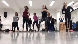 Mere Rashke Qamar - Baadshaho | Rahat | Bollywood Qawali Dance Class London. Naz.C Choreo Bolly Flex