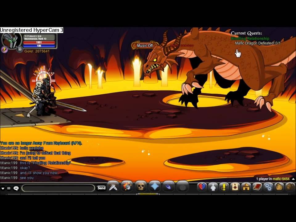 kindling relationship aqw play