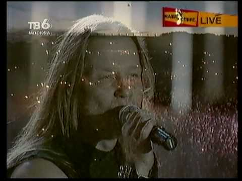 Ария - Осколок льда (Live Нашествие 2001)