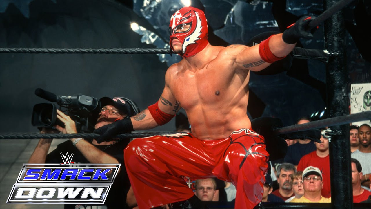 Rey Mysterio On Wwe Once Warning Him Over His Outfits Having