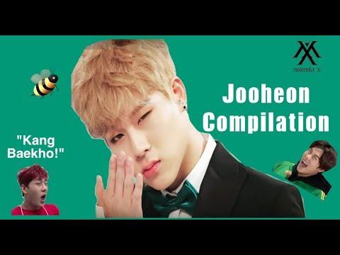 Jooheon (Monsta X) being Extra Compilation
