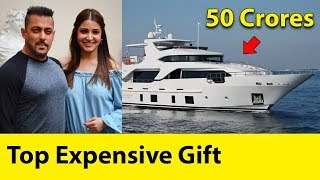 Top Most Expensive Gifts Given By Bollywood Celebrities | Anushka Sharma, Alia Bhatt, Aishwarya Rai
