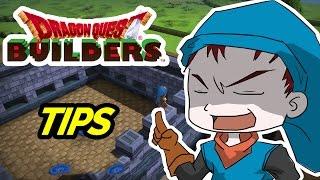 A few tips for Terra Incognita - Dragon Quest Builders