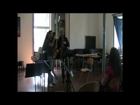Arno Bornkamp Masterclass Salerno June 27 2010 Demersseman Fantaisie sur un Thème Original part 2