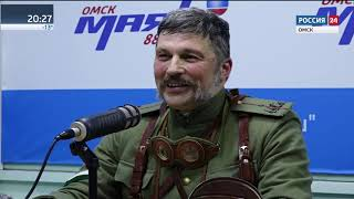 Интервью на Маяке Станислав Парфенов