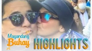 Magandang Buhay: Aga Muhlach talks about his and his wife's hobbies