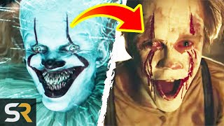 IT Chapter 2 Teases A New Origin For Pennywise