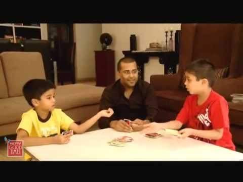 meet daddy cool chetan bhagat wife
