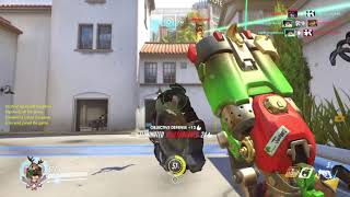 Overwatch: Roadhog low grav
