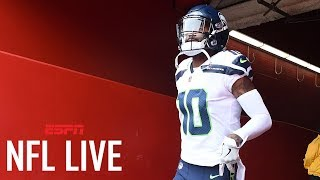 Redskins sign WR Paul Richardson to five-year deal | NFL Live | ESPN